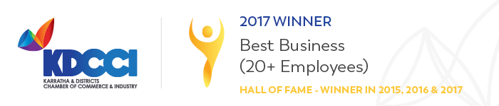 KDCCI Best Business Hall of Fame