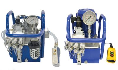 Power Pro Hydraulic Torque Pump
