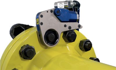 Low Profile Hydraulic Wrench